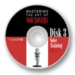 CD Three: Developing Your Voice